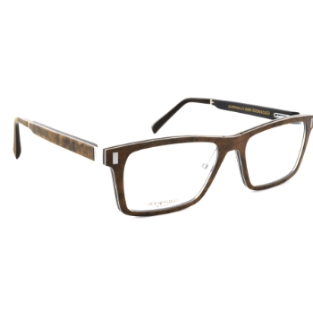 Gold & Wood Orion 05 Eyeglasses
