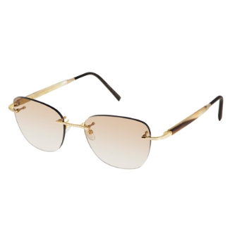 Gold & Wood Princesse 01.D.07.01.CB24 Sunglasses