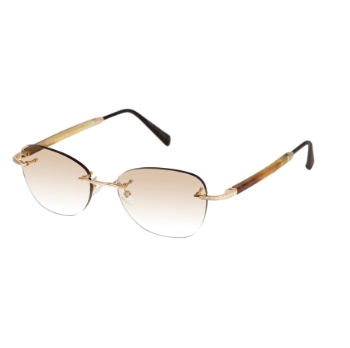 Gold & Wood Princesse 12.D.02.03.CB4 Sunglasses