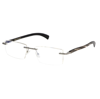 Gold & Wood Windsor 11 Eyeglasses
