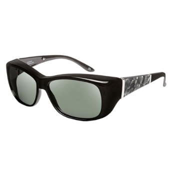 Haven Polarized Morgan Signature MOP Fits-Over Sunglasses