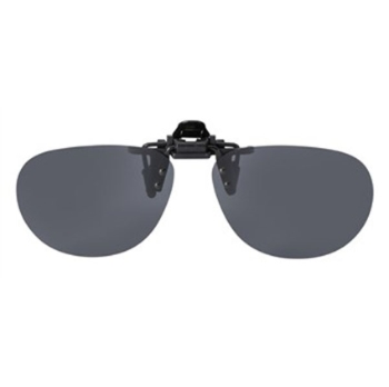 Hilco Flip-Up Narrow Aviator Sunglasses