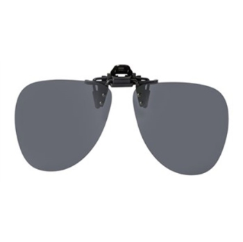 Hilco Flip-Up Narrow Round Sunglasses