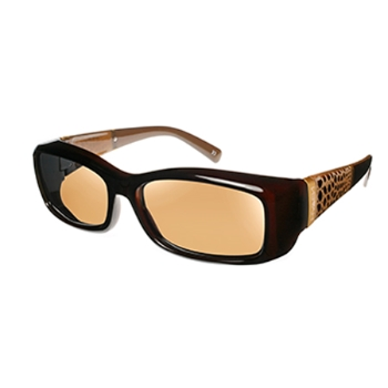 Haven Polarized Freesia Haven Fits-Over Sunglasses