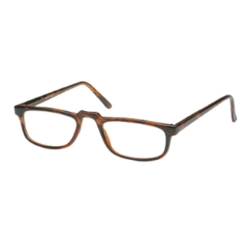 Hilco Readers VR102 Tortoise Half-Eye Reader Readers
