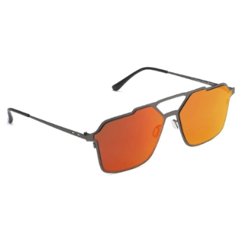 Italia Independent I-I MOD 0255 THIN METAL BASE 2 Sunglasses