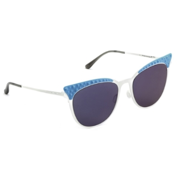 Italia Independent I-I MOD 0257 THIN METAL BASE 2 Sunglasses