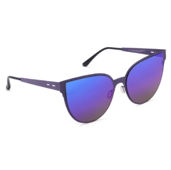 Italia Independent I-I MOD METAL 0511 Sunglasses