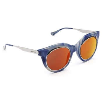 Italia Independent 0807M COMBO METAL Sunglasses