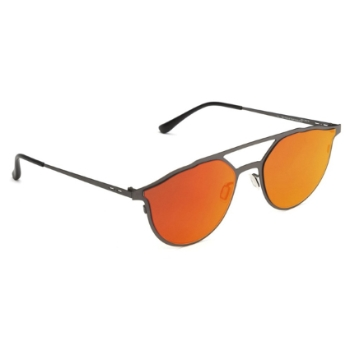 Italia Independent 0256 THIN METAL BASE 2 Sunglasses