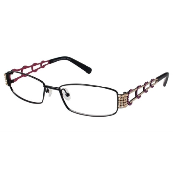 Jimmy Crystal New York Monaco Eyeglasses