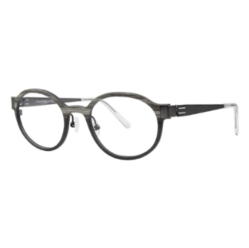Jhane Barnes Cycloid Eyeglasses