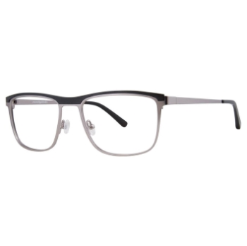 Eyeglasses Jhane Barnes SUBSTITUTION BLACK Black