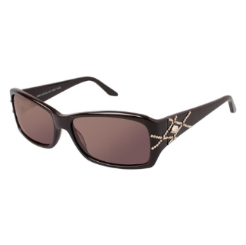 Jimmy Crystal New York JCS252 Sunglasses