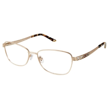 Jimmy Crystal New York Ikaria Eyeglasses