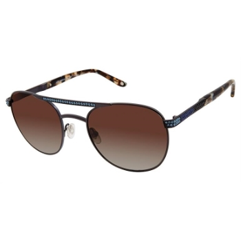 Jimmy Crystal New York JCS129 Sunglasses