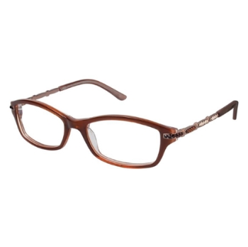 Jimmy Crystal New York Harlow Eyeglasses