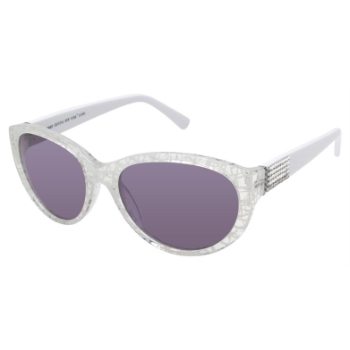 Jimmy Crystal New York JCS601 Sunglasses