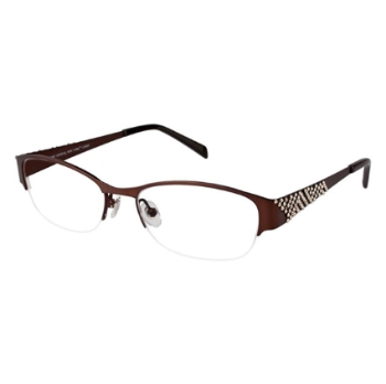 Jimmy Crystal New York Loren Eyeglasses