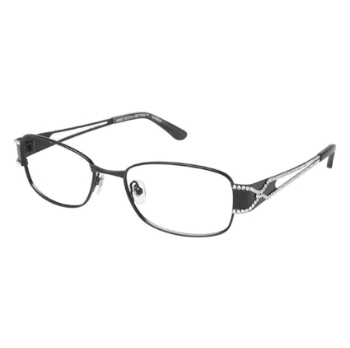 Jimmy Crystal New York Runway Eyeglasses