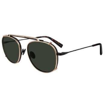 John Varvatos V176 Clip-On Eyeglasses