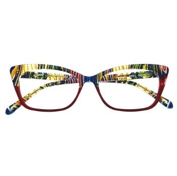4368a5428a Jono Hennessy 8460 Eyeglasses