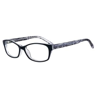 4b70b48042f Custom Clip-On Eligible Karen Kane Petites Eyeglasses