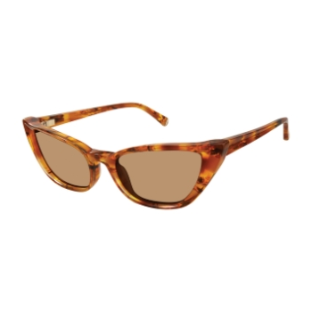 Kate Young K557 Fawn Sunglasses