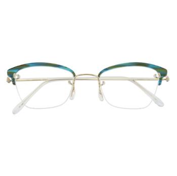 5146c32e7683 Kazuo Kawasaki MP719 PO Eyeglasses