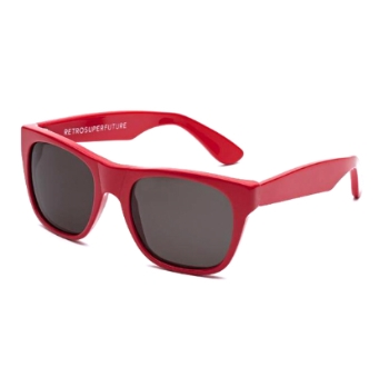Super Kids Classics IGQ1 219 Red Large Sunglasses