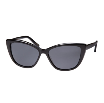 Kirby Cross Raven Sunglasses