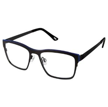 25d2c0832a1b Kliik 140mm Temples Eyeglasses