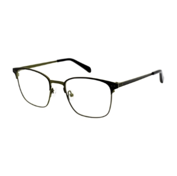 London Fog Robert Eyeglasses