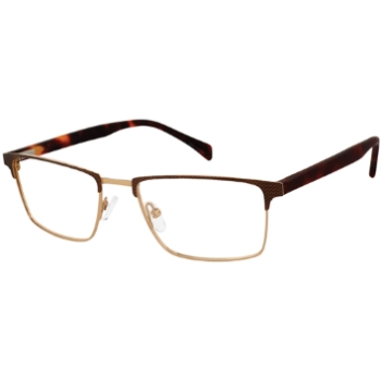 London Fog Mitch MM Eyeglasses