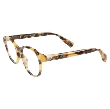 fa50165f06 LANVIN Custom Clip-On Eligible Eyeglasses