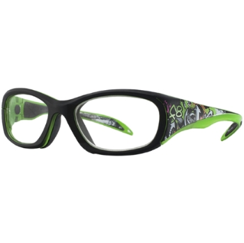 F8 by Liberty Sport Neon-Tag Eyeglasses