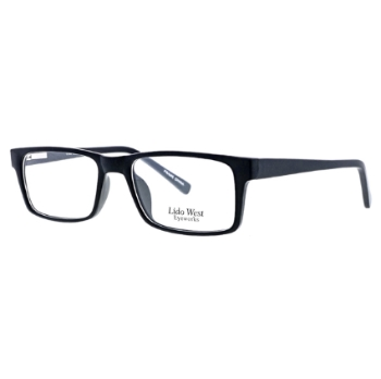 Lido West Eyeworks Orca Eyeglasses