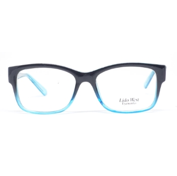 Lido West Eyeworks Salmon Eyeglasses