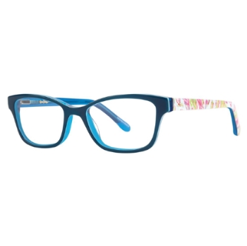 Lilly Pulitzer Girls Cozy Eyeglasses