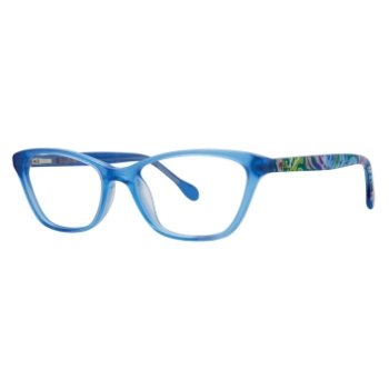 Lilly Pulitzer Girls Gracie Eyeglasses