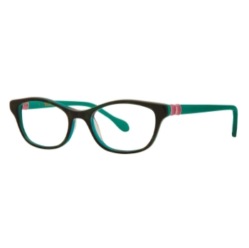 Lilly Pulitzer Girls Kaelie Eyeglasses