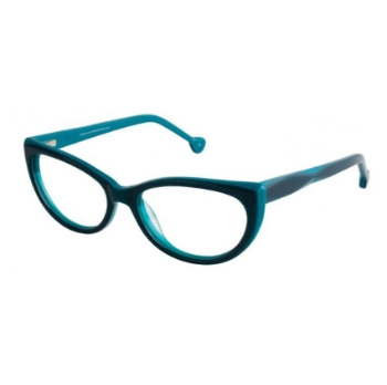 Lisa Loeb LL159 Heart Beat Eyeglasses