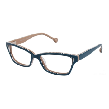 Lisa Loeb LL166 WOW Eyeglasses