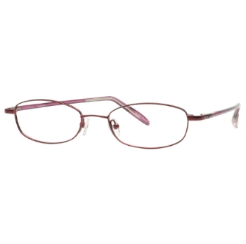 Lite Line with a Twist LLT 613 Eyeglasses