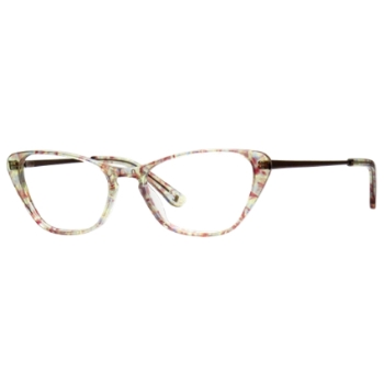 London Fog Charlotte Eyeglasses