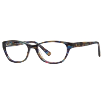 London Fog Sabrina Eyeglasses