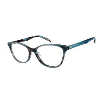 London Fog Brooke Eyeglasses