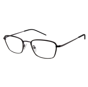 London Fog Gary Eyeglasses