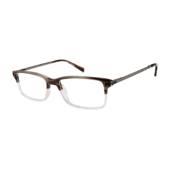 London Fog Rowley Eyeglasses