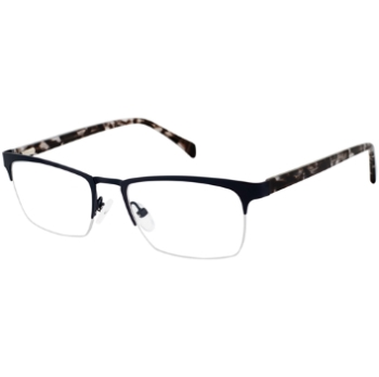 London Fog Thad MM Eyeglasses